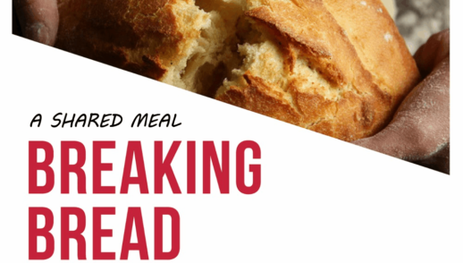 Breaking-Bread-A-Shared-Meal-At-Niles-Christian-Assembly