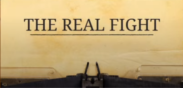 the real fight